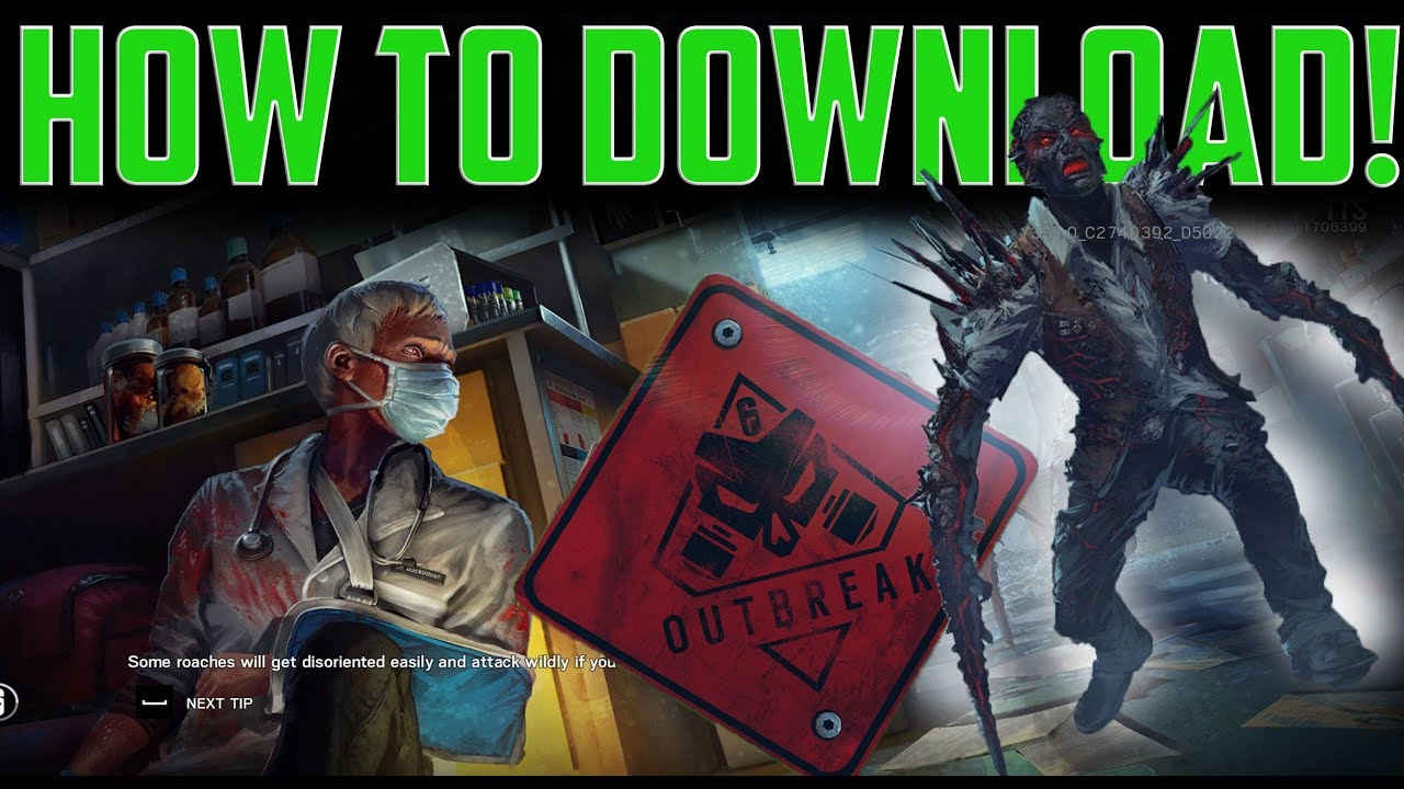 R6: How To Play/Download Chimera And Outbreak TTS!