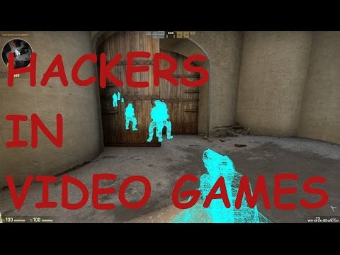 HACKERS IN VIDEO GAMES   UNSCRIPTED RANTS (CS GO FOOTAGE)