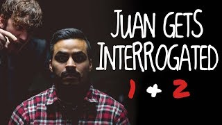 Classics: Juan Gets Interrogated 1 & 2 | David Lopez