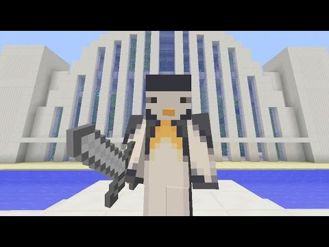 Minecraft Xbox - Murder Mystery - Hall of Justice