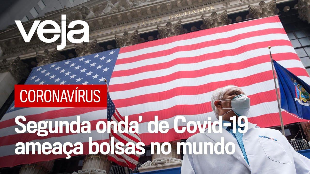 Brasil ultrapassa Reino Unido no total de mortes por coronavírus