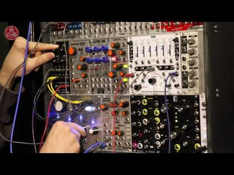 Modular Minutes: Qu-Bit Chords Resonated by 4ms Company - SMR