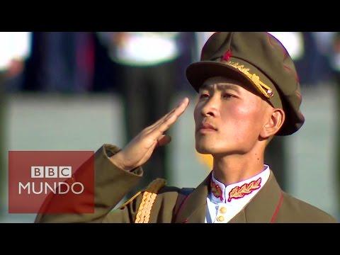 Pyongyang, la capital de Corea del Norte como nunca antes la habías visto