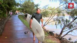 Noosa - an Australian surfers dream