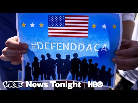 Court Rulings Don't Mean All Dreamers Are Safe (HBO)