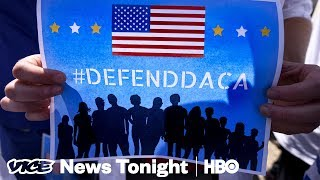 Court Rulings Don't Mean All Dreamers Are Safe (HBO) thumbnail