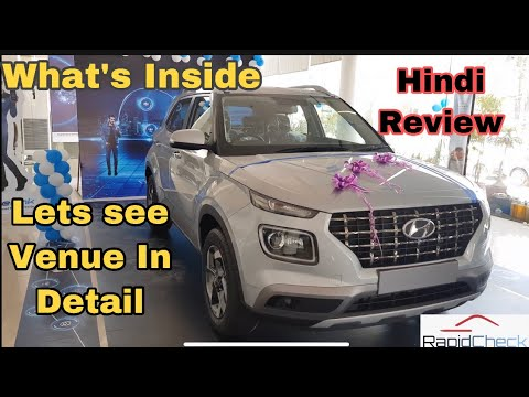 Hyundai Venue SX(0) || Real Life Review || Is this end of baleno or XUV300?
