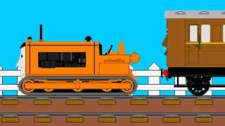 Thomas and Friends Animated Remakes Episode 41 (Thomas, Terence and the Snow)