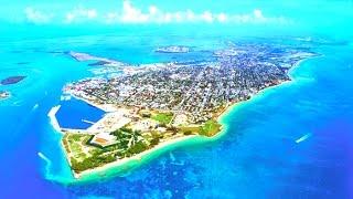 Landing In Key West, Florida - 2015 HD