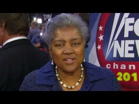Donna Brazile's super-defensive interview with Megyn Kelly is a gift to Donald Trump