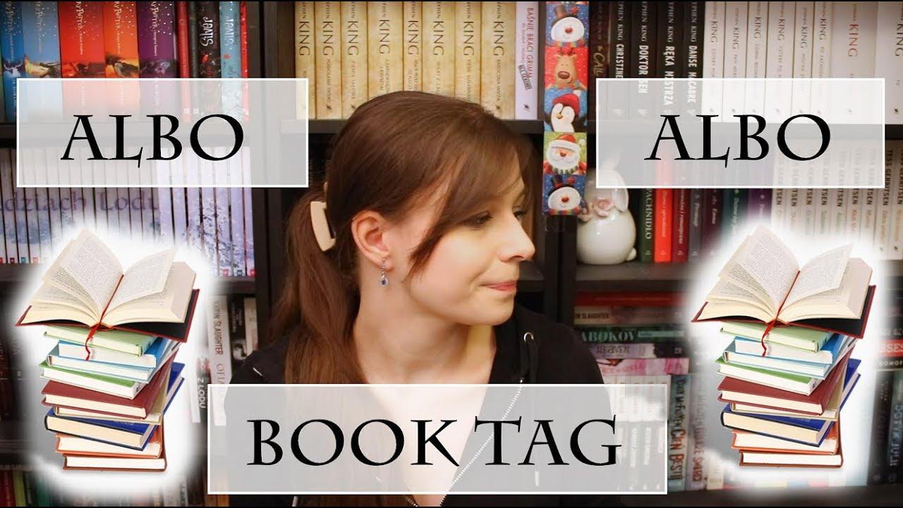 Albo albo book tag ????/????????
