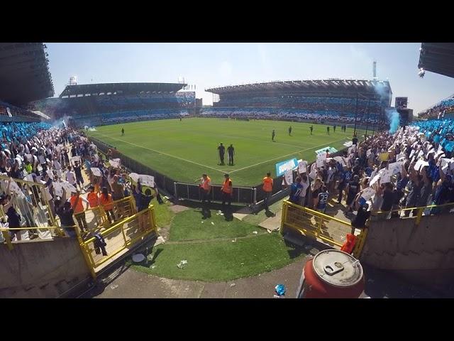 Tifo Club Brugge Anderlecht 06/05/2018