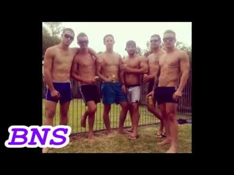Hot Men with Hot Bods for aussieBum: Behind the Scenes | FashionTV from YouTube · Duration:  59 seconds