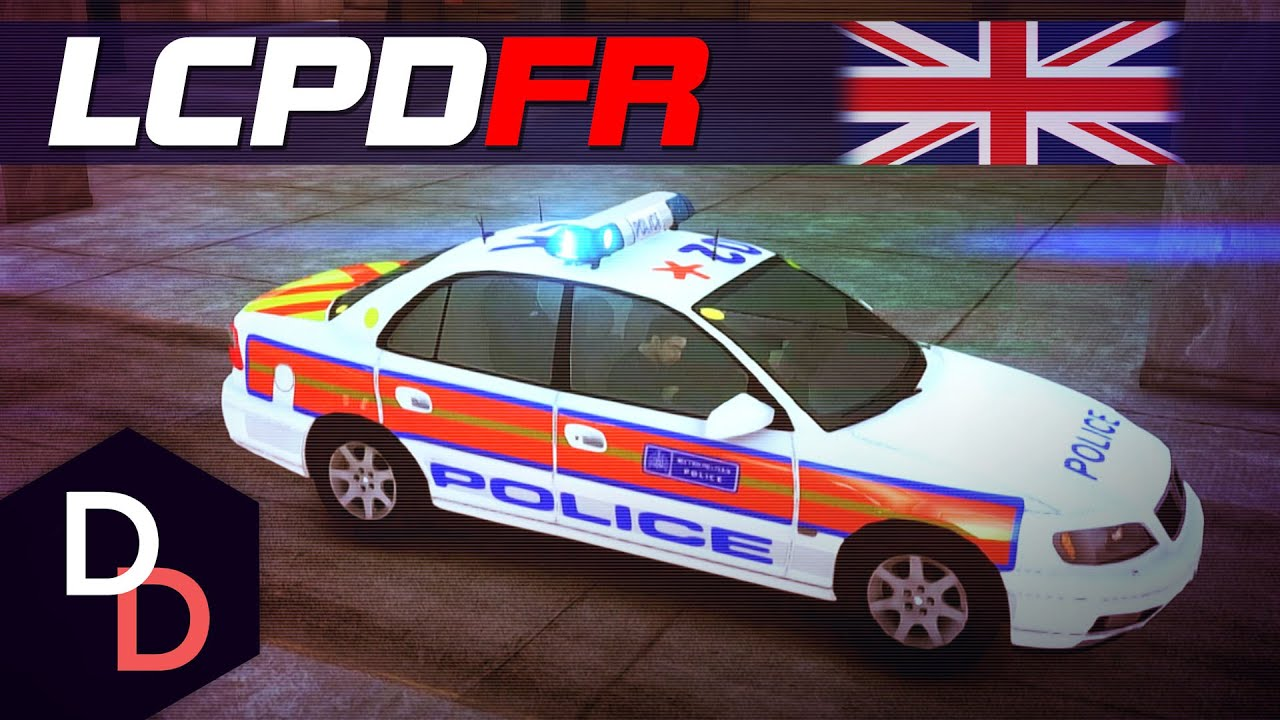 LCPDFR 1 1 The British way! - Met Police FIREARMS SCO19 #5 - Day 137 by  Double Doppler