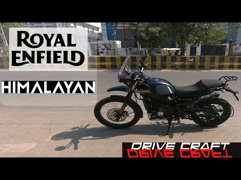 Royal Enfield Himalayan BS6 2020 || Detailed Review || First Ride Impression