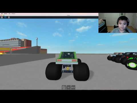 Roblox gameplay 4| Monster Jam Levels!