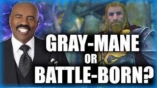 Baixar Skyrim - The Family Feud, Gray-Mane vs Battleborn - Elder Scrolls Lore