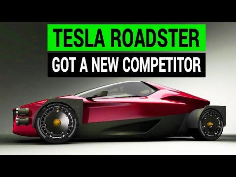 Tesla Roadster Gets a New Competitor