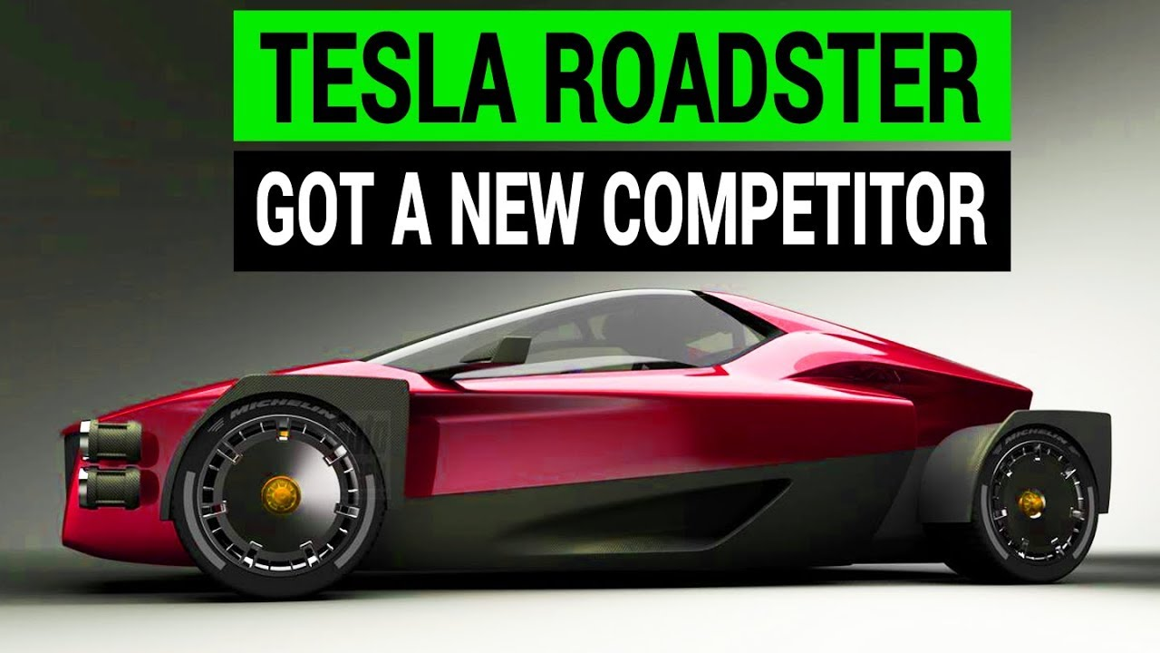 Tesla Roadster Gets A New Compeor