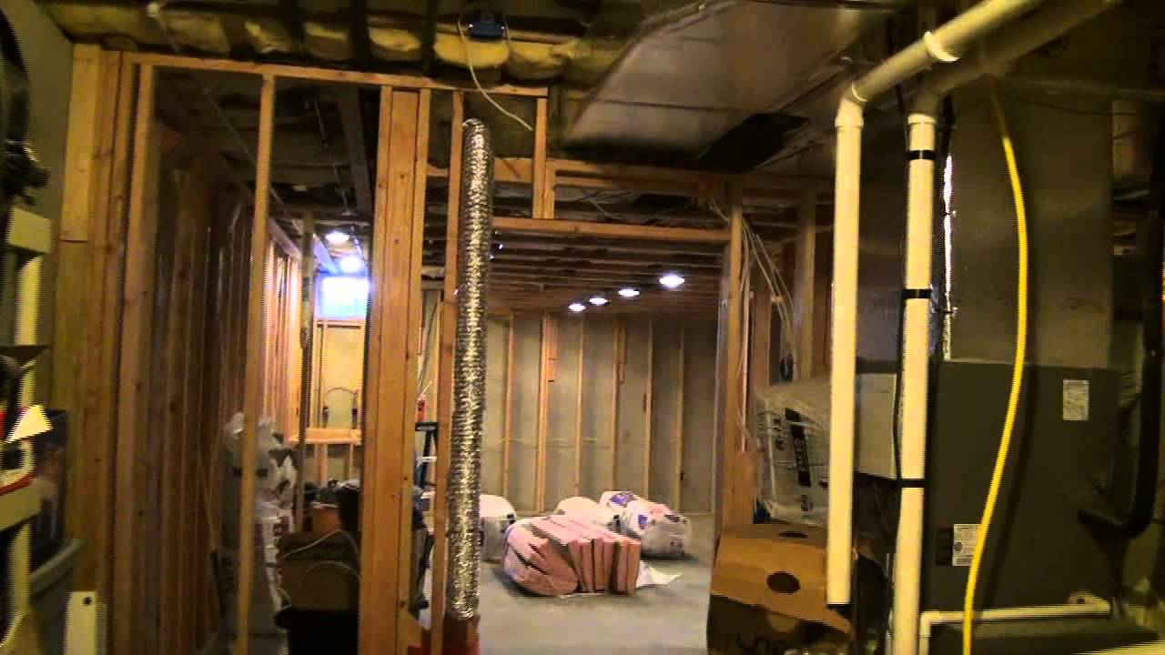 maxresdefault Type Of Insulation For Basement