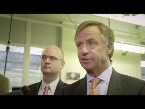 Gov. Bill Haslam : Tennessee Reconnect