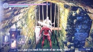 Dark Souls - очень легкий способ фарма душ