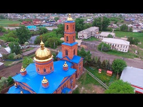 Видео-презентация Кетовского района Курганской области