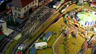 Trains - Modellbahnausstellung in Allensbach