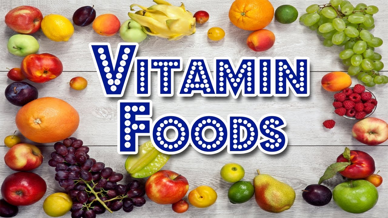 Best Foods For Vitamins A To K Nutrition Diet Sources
