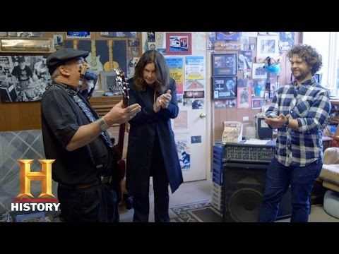 Ozzy and Jack's World Detour: Bonus: Deak Harp Plays the Blues (Season 1, Episode 10) | History