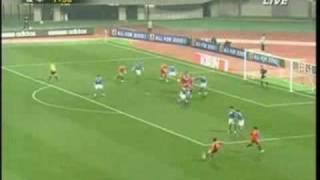 AFC-Yemen vs Japan 2009