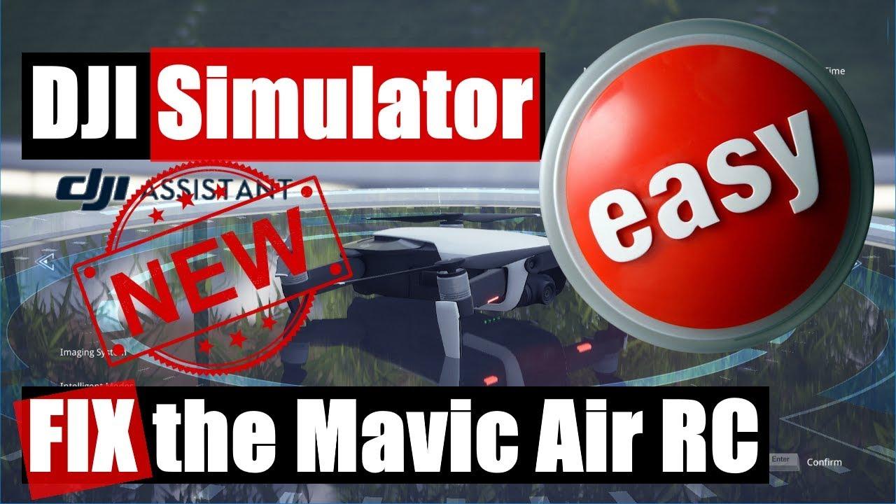 New DJI Flight Simulator for PC | DJI FORUM