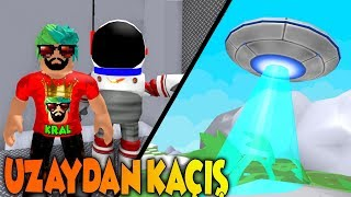 Escape from Space | Are aliens real? | Roblox Escape The Space Obby!