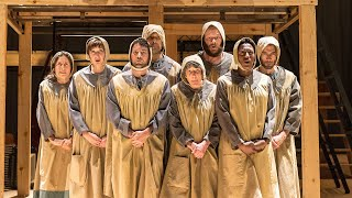 Official Clip | Jane at Lowood Institution and Kyrie Eleison | National Theatre at Home: Jane Eyre
