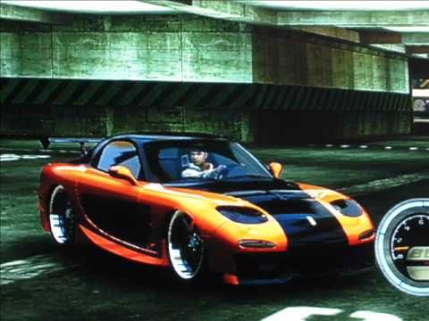 Fast And Furious Cars On Midnight Club Los Angeles Youtube