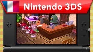 Animal Crossing: New Leaf - Bande-annonce Votre village (Nintendo 3DS)