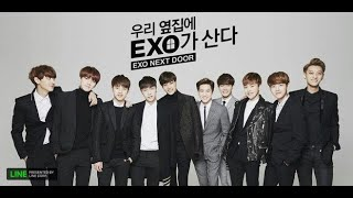 EXO NEXT DOOR ENG SUB PART 1