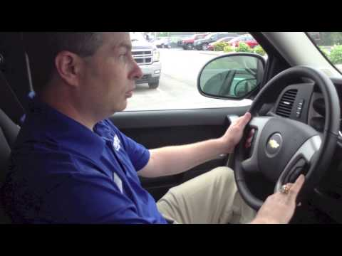 HOW TO: Pair iPhone Bluetooth to Chevrolet Silverado, Tahoe, Suburban (2013 Models)