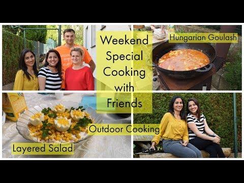 സുഹൃത്തുക്കളുമൊത്ത് ഒരു വീക്കെൻഡ് || Weekend Special Cooking with Friends || Special Recipes