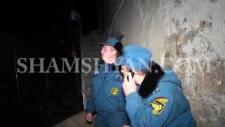 Խոշոր հրդեհ Երևանում  հրշեջ փրկարարների գործողությունների շնորհիվ կրակի տարածումը կանխվեց