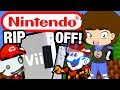 YouTube Turbo BOOTLEG Nintendo Console RIP OFFS - ConnerTheWaffle