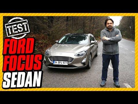 Ford Focus Sedan (MK4) Test Drive: Class leader or frustration?