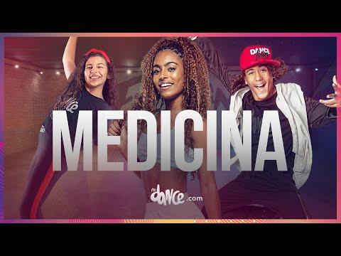 Medicina - Anitta  FitDance Teen Coreografía Dance