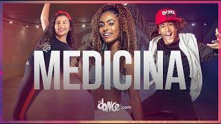 Baixar Medicina - Anitta | FitDance Teen (Coreografía) Dance Video