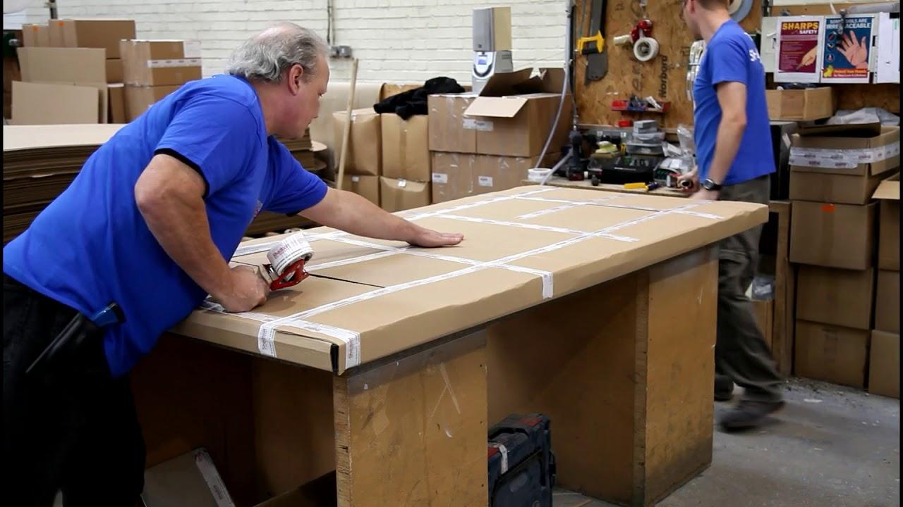 Shadbolt Door And Frame Production