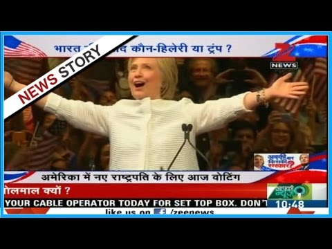 US Prez polls exclusive: Is Trump or Hillary the choice for Indian-Americans?