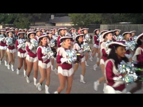 Plano Senior High School Homecoming Parade 2013