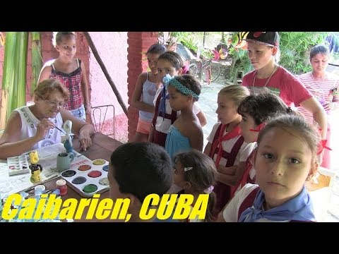 Travel to Cuba: My Trip to CUBA - Wandering in the town of Caibarien