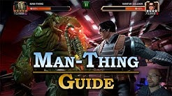 Man-Thing Guide - My Favorite Champion of 2019 | Marvel Contest of Champions