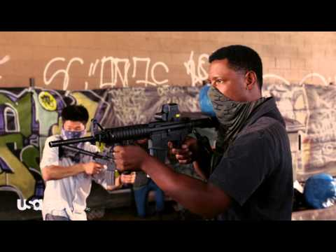 USA COLONY EPK featuring Tory Kittles